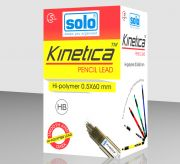 Kinetica Pencil Leads HB 0.5x60mm, Pack of 24 tubes (LPHB5)