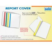 Report Cover / Strip File (RC001) Pack of 10 pcs.
