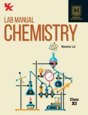 VK  Lab Manual Chemistry (PB) for Class -11