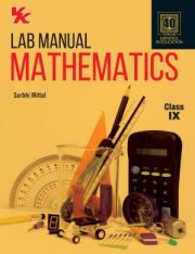 VK Lab Manual Mathematics (PB) for Class -9