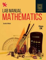 VK Lab Manual Mathematics (HB) for Class -9