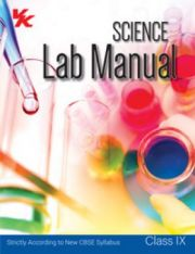 VK Lab Manual Science for Class -9 (2019 Edition)