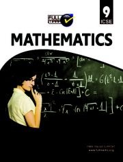 Full Marks ICSE Mathematics For Class 9