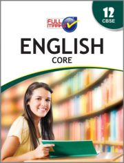 Full Marks NCERT Guide English Core For Class 12