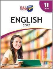 Full Marks NCERT Guide English Core For Class 11