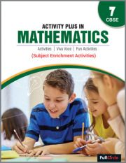 Full Marks Activity Plus in Mathematics (Practice Book) For Class 7