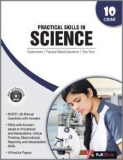 Full Marks Practical Skills in Science (Hard Bound) For Class 10