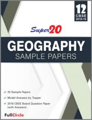 Full Marks Super 20  Geography Class   Class 12