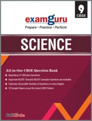 Full Marks Exam Guru Science  Class 9