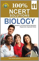 Easy Marks 100% NCERT Solutions Biology Class 11