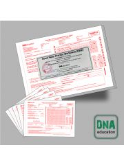 DNA education | FINAL REVISION ANSWER SHEET | CBSE | 10 & 12 | 2020 | PACK OF 10