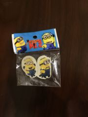 Minion Erasers (Pack of 2)