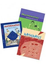 NCERT Mathematics Books Set for Class -6 to 12 (English Medium)