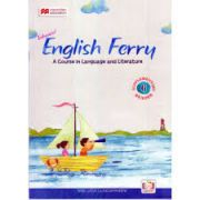 Macmillan English Ferry Literature Reader For Class 6