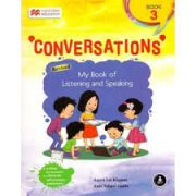 Macmillan Conversations My Book of Listening and Speaking Book For Class 3