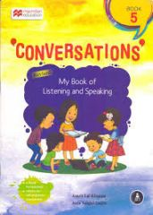 Macmillan Conversations My Book of Listening and Speaking Book For Class 5