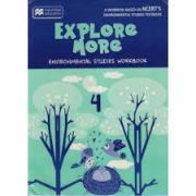 Macmillan EXPLORE MORE Environmental Studies Workbook For Class 4