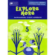 Macmillan EXPLORE MORE Environmental Studies Workbook For Class 5
