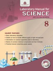 Madhubun Laboratory Manual for Science For Class 8