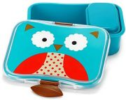 Skiphop Zoo Lunch Kit - Owl