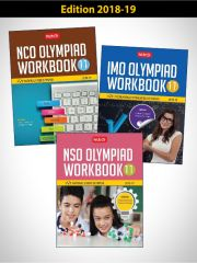 MTG Class 11: Work Book Combo for NSO-IMO-NCO