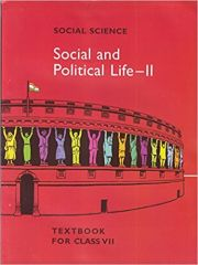 NCERT Social and Political Life II For Class VII