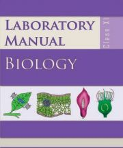 NCERT Laboratory Manual Biology For Class XI