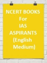 NCERT Social Science Books from Class VI-XII for IAS Aspirants (English Medium)