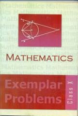 NCERT EXEMPLAR PROBLEMS MATHEMATICS FOR CLASS 10