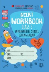 Oswaal NCERT Workbook Looking Around for Class -5