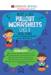 Oswaal NCERT & CBSE Pullout Worksheets Social Science for Class -8 (for 2021 exam)