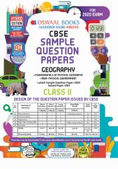 Oswaal CBSE Sample Question Paper Geography for Class - 11
