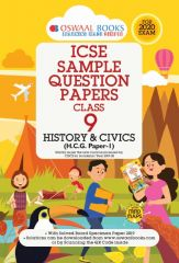 Oswaal ICSE Sample Question Papers History & Civics for Class - 9
