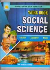 PP Social Science Workbook for class VIII (MRP: 148)