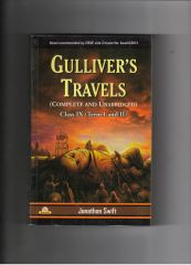 PP Gulliver's Travels by Jonathan Swift for class IX
