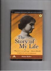PP The Story of My Life by Helen Keller for class X