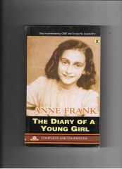 PP The Diary of a Young Girl by Anne Frank for class X