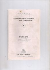 PP Guide Excel In A English Grammer And Composition For Class VI