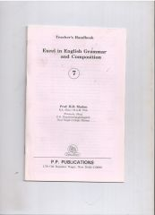 PP Guide Excel In A English Grammer And Composition For Class VII