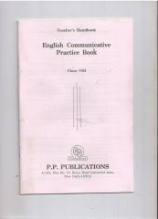 PP Guide Communicative English For Class 8