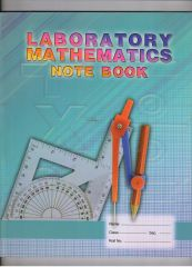 PP Laboratory Mathematics Note Book (For All Classes)