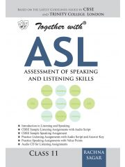 Rachna Sagar Together With CBSE Assessment of Speaking & Listening Skills for Class 11