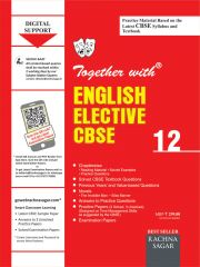 Rachna Sagar Together With English Elective Practice Material for Class 12