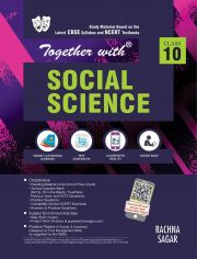 Rachna Sagar Together With Social Science Study Material for Class 10