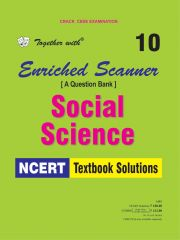 Rachna Sagar Together With Enriched Scanner Social Science NCERT Textbook Solutions for Class 10