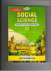 RPH Guide Social Science Class 7 (Based on NCERT Text Books- History, Political Science, Geography)