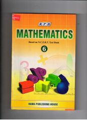 RPH Guide Mathematics Class 6 (Based on NCERT Text Book)