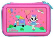 Smily Kiddos Holiday scented hardtop pencil box (Pink)