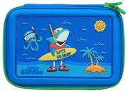 Smily Kiddos Holiday scented hardtop pencil box (Blue)