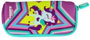 Smily Kiddos Fantasy Mini Pencil Pouch  (Purple)